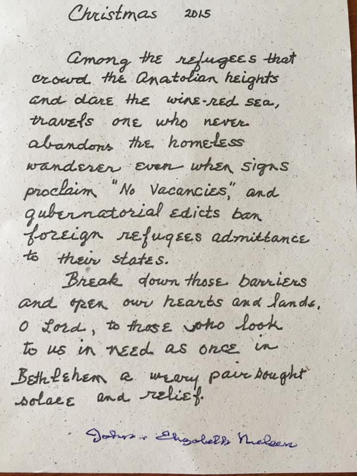 Pope John's Message